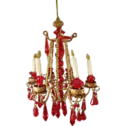 Brilliant Chandelier for Large Scale Doll House