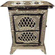 Doll House Soft Metal Stove
