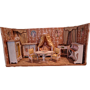 Outstanding French Salon Room Box Furnished