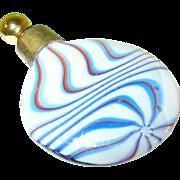 Vintage Venetian Glass Scent Bottle