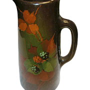 Vintage Weller Art Pottery Pitcher