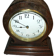 Vintage Mantel Clock by New Haven Clock Company
