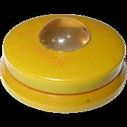 Vintage Bakelite Perfume Compact by Marie Earle