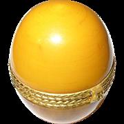 Vintage Bakelite Egg Box
