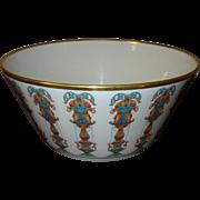 Vintage Lenox Lg Porcelain /Enamel Bowl