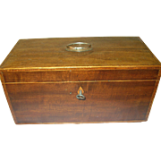 Antique Tea Caddy 1790's -1820's