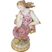 Vintage Porcelain Sculpture Figurine