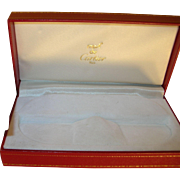 Vintage Display Box Cartier
