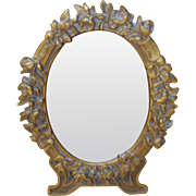 Edwardian Bronze Picture Frame