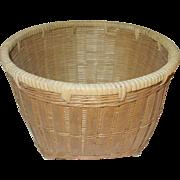 Vintage Basket 1950's