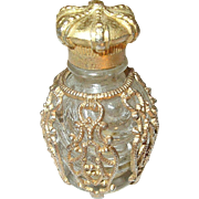 Vintage Perfume Bottle French