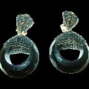 Vintage Earrings by Lewis Segal California