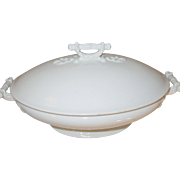 Antique Tureen by John Maddock Sons