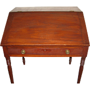 Antique Schoolmaster's Desk 1840's