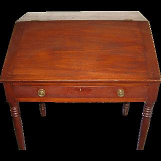 Antique Schoolmaster's Desk 1840's