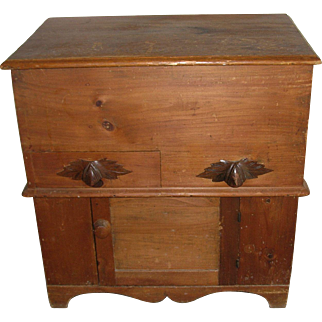 Antique Pine Dry Sink