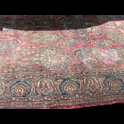 Vintage Persian Rug 1920's