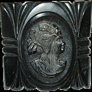 Vintage Bakelite Brooch