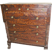 Empire Chest of Drawers 1820's