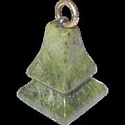 Vintage Jade Charm Fob