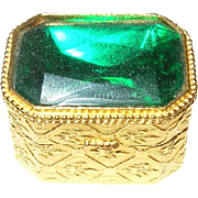 Vintage Pill Box by Florenza