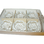 Vintage Salt Set 12 Pc sold by The Jardiniere Guilderland, NY