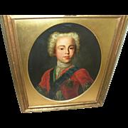 Henry Benedict Stuart 18th Century Oil on Canvas