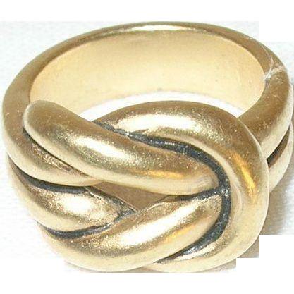 Vintage Love Ring 25