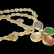 Vintage Necklace Pendant by Piscitello
