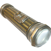 Vintage Eveready Flashlight