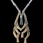 Vintage Necklace Sterling