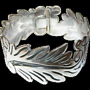 Vintage Bracelet Taxco Sterling by Alfredo Villasana