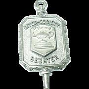 Vintage Inter-Society Debater Medal