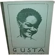 Vintage Novel Gusta by Sally and Luman Kelsey 1944