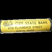 Vintage City State Bank Advertising