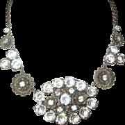 Victorian Paste Stone Necklace