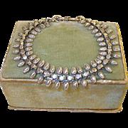 Vintage Sterling Silver Link Bracelet