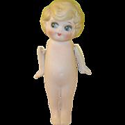 Vintage Kewpie Bisque Doll Japan 1920's