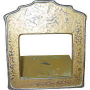 Vintage Bronze Picture Frame by McClelland Barclay