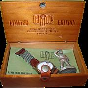 Vintage Fossil Watch Limited Edition G.I. Joe