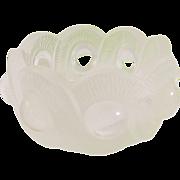 Vintage Lalique Glass Bowl