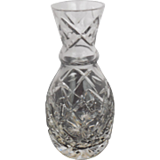 Royal Doulton Leaded Crystal Carafe-Marked