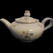 Royal Porcelain Manufactory Tea Pot