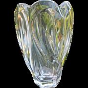 """Waterford Crystal Marquis """"Sweet Memories"""" Vase"""