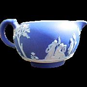 Wedgewood Vintage Deep blue Cobalt Creamer