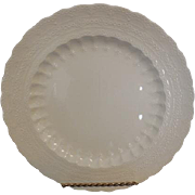 "Spode ""Jewel"" White 13 inch Charger Plate"
