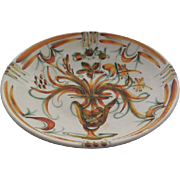 Gouda Art Pottery Bowl