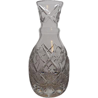 Royal Doulton Fine Crystal Decanters