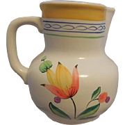Herend Floral Pitcher