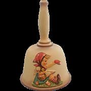 Goebel Hummel Porcelain 1979 Bell